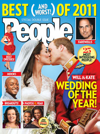 people mag cover best of 2011